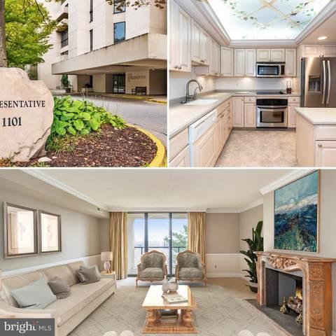 1101 S Arlington Ridge Road #707, ARLINGTON, VA 22202 (#VAAR2004322) :: Tom & Cindy and Associates