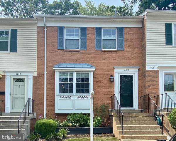 2810 Hyson Lane, FALLS CHURCH, VA 22043 (#VAFX2018648) :: Integrity Home Team
