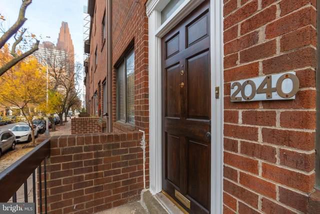 2040 Arch Street, PHILADELPHIA, PA 19103 (#PAPH2025442) :: Team Martinez Delaware