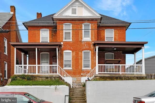 228-230 Ridge Ave, WAYNESBORO, PA 17268 (#PAFL2001810) :: The Joy Daniels Real Estate Group