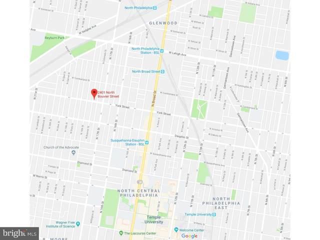 2401 N Bouvier Street, PHILADELPHIA, PA 19132 (#PAPH2025468) :: The Dailey Group