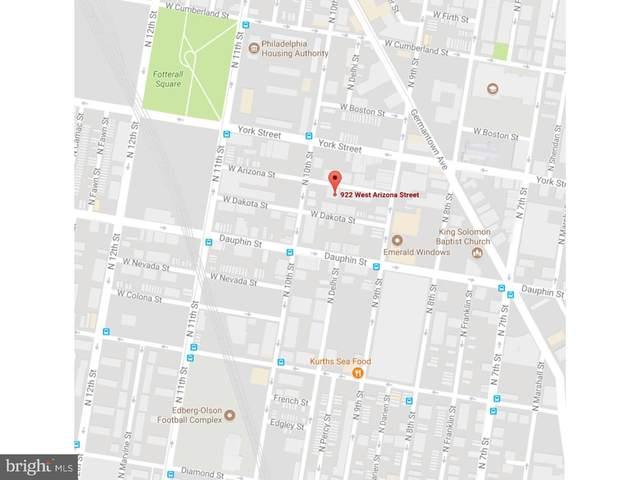 922 W Arizona Street, PHILADELPHIA, PA 19133 (#PAPH2025478) :: The Dailey Group
