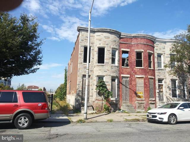 1220 N Patterson Park Avenue, BALTIMORE, MD 21213 (#MDBA2010516) :: Integrity Home Team
