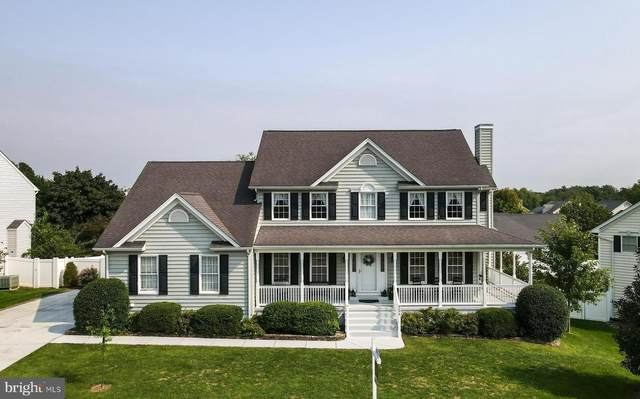 506 Mosby Boulevard, BERRYVILLE, VA 22611 (#VACL2000234) :: The Redux Group