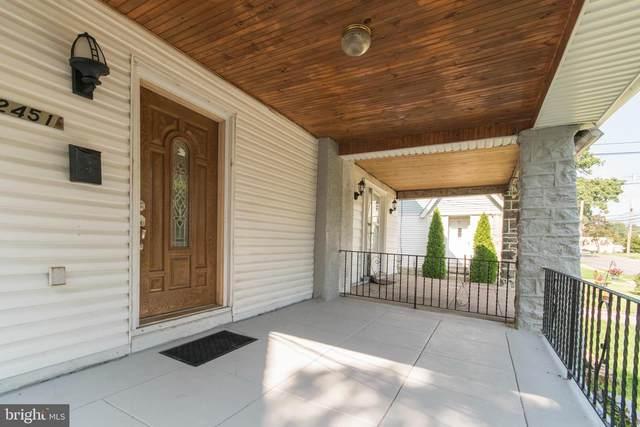 2451 Marshall Road, DREXEL HILL, PA 19026 (#PADE2006326) :: Team Martinez Delaware