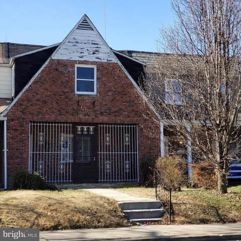 4116 Garrison Boulevard, BALTIMORE, MD 21215 (#MDBA2010536) :: Gail Nyman Group