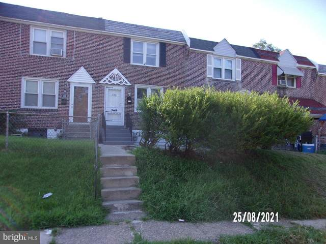 236 W 21ST Street, CHESTER, PA 19013 (#PADE2006334) :: The John Kriza Team