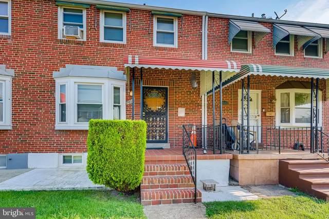 1904 E Belvedere Avenue, BALTIMORE, MD 21239 (#MDBA2010542) :: The MD Home Team