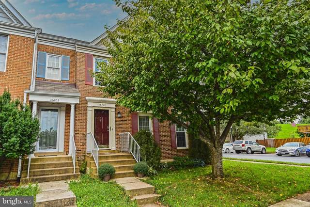 46701 Bullfinch Square, STERLING, VA 20164 (#VALO2007316) :: Debbie Dogrul Associates - Long and Foster Real Estate