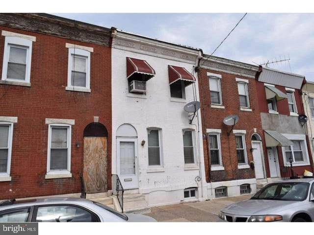 4823 Parrish Street, PHILADELPHIA, PA 19139 (#PAPH2025606) :: The Dailey Group