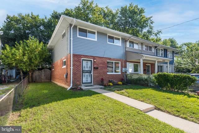 2437 Kent Village, HYATTSVILLE, MD 20785 (#MDPG2010156) :: Bic DeCaro & Associates