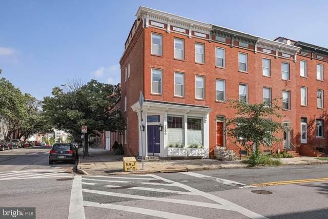 2000 E Lombard Street, BALTIMORE, MD 21231 (#MDBA2010558) :: SURE Sales Group