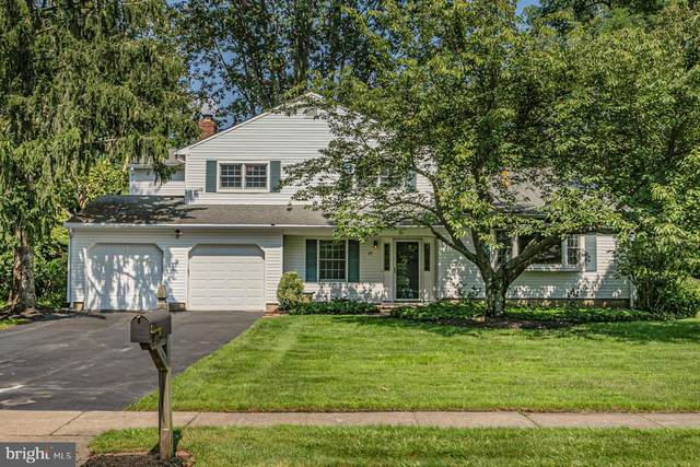 27 Brook Dr E, PRINCETON, NJ 08540 (#NJMX2000646) :: Rowack Real Estate Team