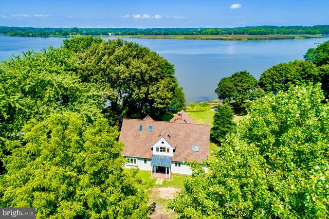 408 Pear Tree Point Road, CHESTERTOWN, MD 21620 (#MDQA2000894) :: Crossman & Co. Real Estate