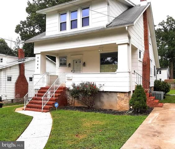 5803 Woodcrest Avenue, BALTIMORE, MD 21215 (#MDBA2010578) :: The Putnam Group