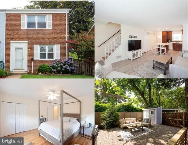 129 Mount Vernon Avenue, ALEXANDRIA, VA 22301 (#VAAX2003220) :: Integrity Home Team