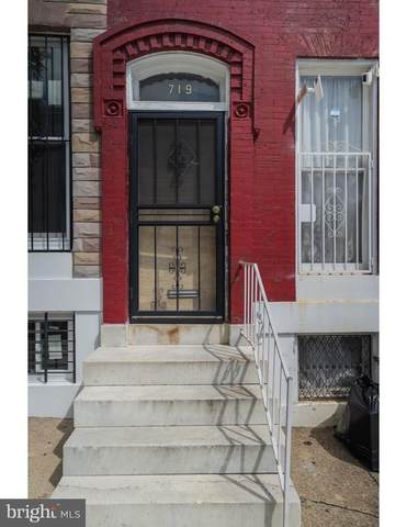 719 N Fremont Avenue, BALTIMORE, MD 21217 (#MDBA2010608) :: Charis Realty Group