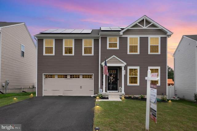 18 Bayberry Drive, ELKTON, MD 21921 (#MDCC2001428) :: Blackwell Real Estate