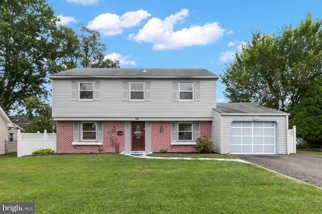 54 Midvale Lane, WILLINGBORO, NJ 08046 (#NJBL2006432) :: Rowack Real Estate Team