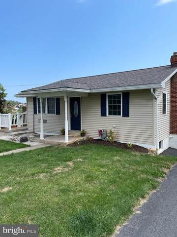 70 Spring Street, FROSTBURG, MD 21532 (#MDAL2000772) :: The Maryland Group of Long & Foster Real Estate