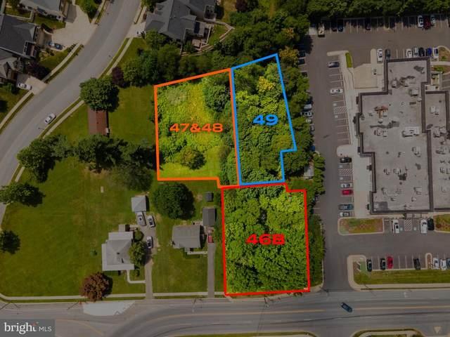 Lots 46b-49 Main Street S, MOUNT AIRY, MD 21771 (#MDFR2005140) :: Dart Homes