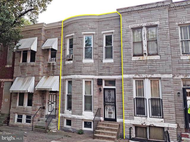 704 N Payson Street, BALTIMORE, MD 21217 (#MDBA2010642) :: Ultimate Selling Team