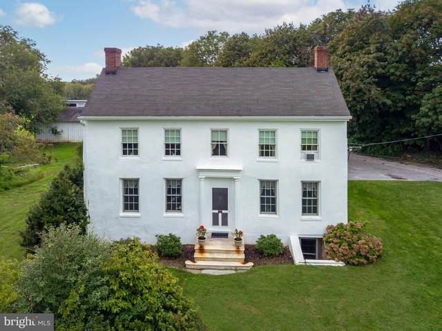 21 W Chatsworth Avenue, REISTERSTOWN, MD 21136 (#MDBC2009588) :: Colgan Real Estate