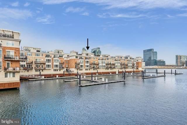 639 Ponte Villas S #128, BALTIMORE, MD 21230 (#MDBA2010660) :: Eng Garcia Properties, LLC