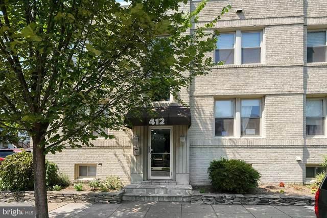 412 19TH Street NE #204, WASHINGTON, DC 20002 (#DCDC2011072) :: SURE Sales Group