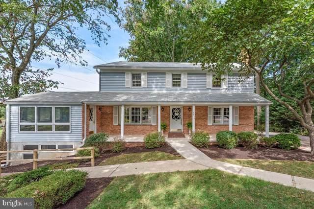 4638 Doncaster Drive, ELLICOTT CITY, MD 21043 (#MDHW2004344) :: Realty Executives Premier
