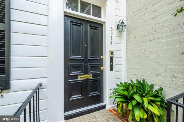 3314 P Street NW, WASHINGTON, DC 20007 (#DCDC2011084) :: Crossman & Co. Real Estate