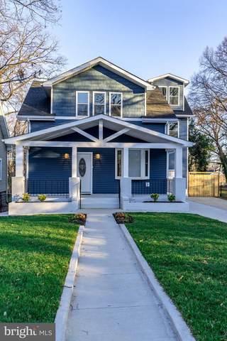 4237 Eads Street NE, WASHINGTON, DC 20019 (#DCDC2011092) :: FORWARD LLC