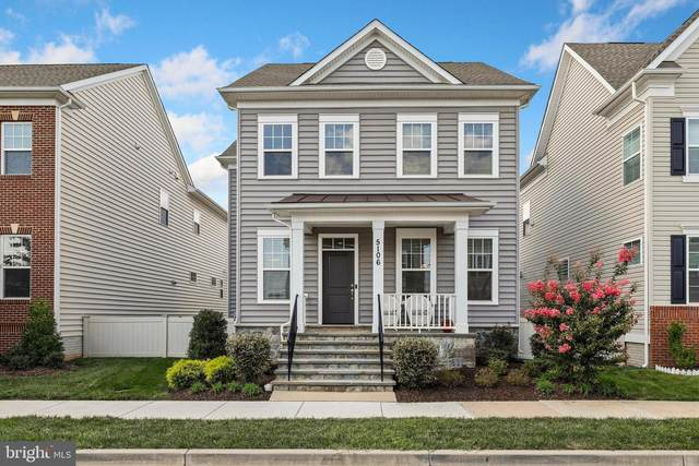 5106 Continental Drive, FREDERICK, MD 21703 (#MDFR2005168) :: The Dailey Group