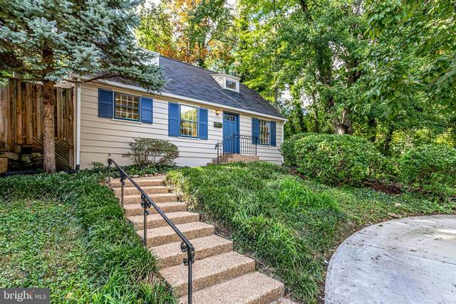 1610 Kirkwood Road, ARLINGTON, VA 22201 (#VAAR2004428) :: Great Falls Great Homes
