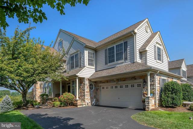 210 Greenbriar Drive, WEST CHESTER, PA 19382 (#PACT2006594) :: Linda Dale Real Estate Experts