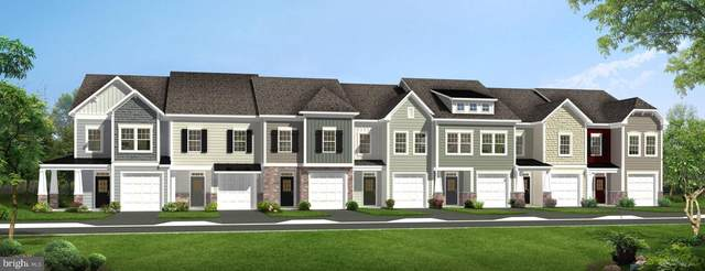 TBD Billau Place Homesite 105, BUNKER HILL, WV 25413 (#WVBE2002354) :: Dart Homes