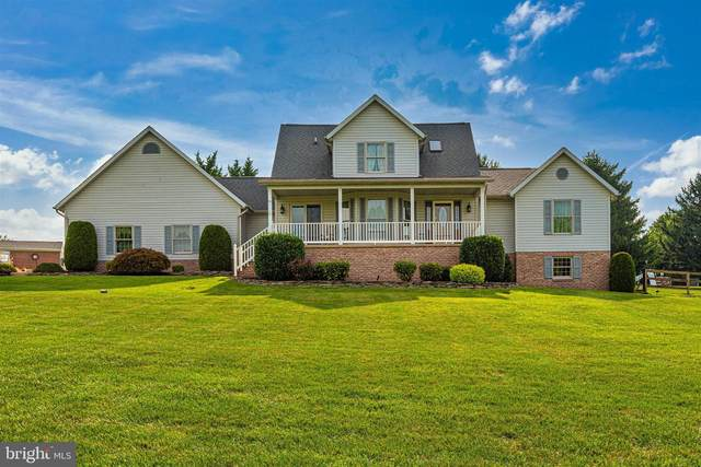 13818 Graceham Road, THURMONT, MD 21788 (#MDFR2005182) :: Charis Realty Group