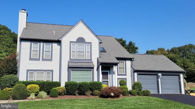 6122 Sandstone Court, CLIFTON, VA 20124 (#VAFX2019074) :: The MD Home Team