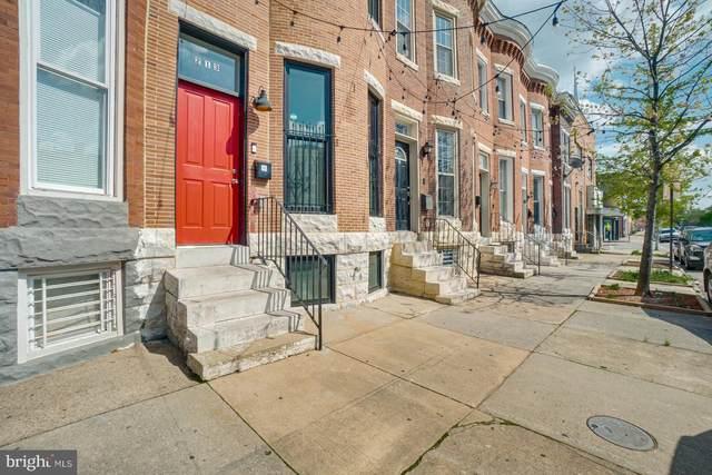 213 N Luzerne Avenue, BALTIMORE, MD 21224 (#MDBA2010726) :: Corner House Realty