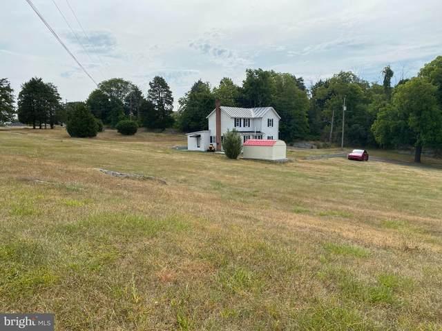 60 Polk Lane, TOMS BROOK, VA 22660 (#VASH2000854) :: Dart Homes