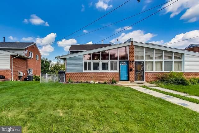 824 Jefferson Street NE, WASHINGTON, DC 20011 (#DCDC2011142) :: Bic DeCaro & Associates