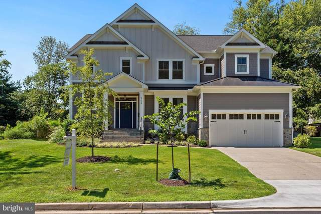 908 Hillcrest Drive SW, VIENNA, VA 22180 (#VAFX2019178) :: ExecuHome Realty