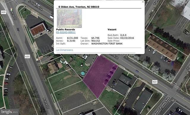 0 S Olden Avenue, TRENTON, NJ 08610 (#NJME2004406) :: Rowack Real Estate Team
