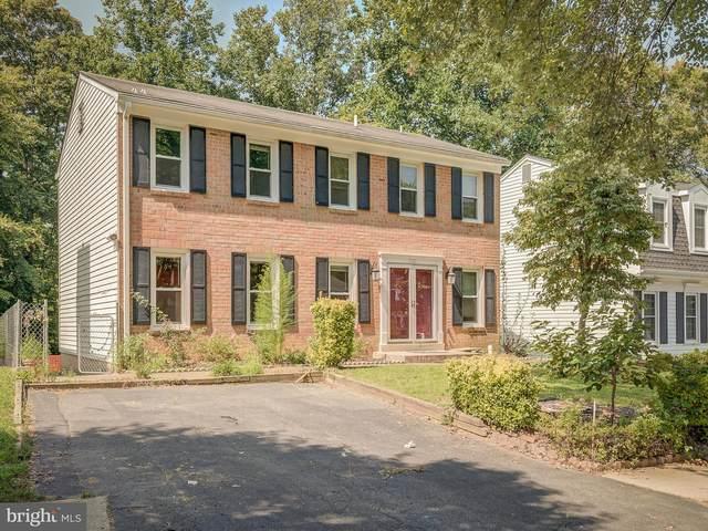 7710 Newington Forest Avenue, SPRINGFIELD, VA 22153 (#VAFX2019182) :: SURE Sales Group