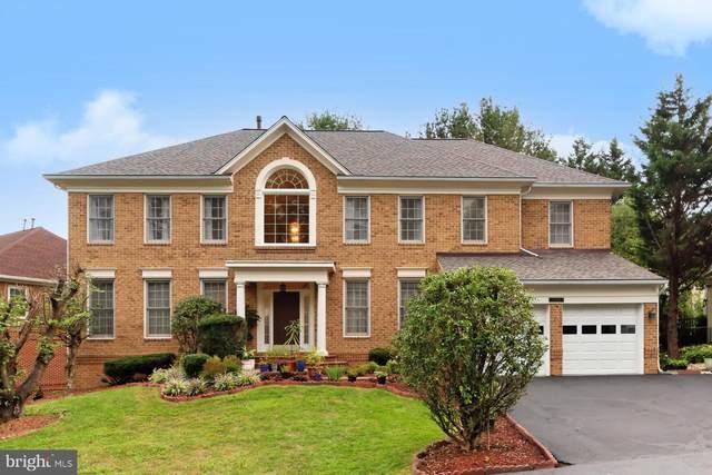 9414 Englefield Court, FAIRFAX STATION, VA 22039 (#VAFX2019202) :: New Home Team of Maryland