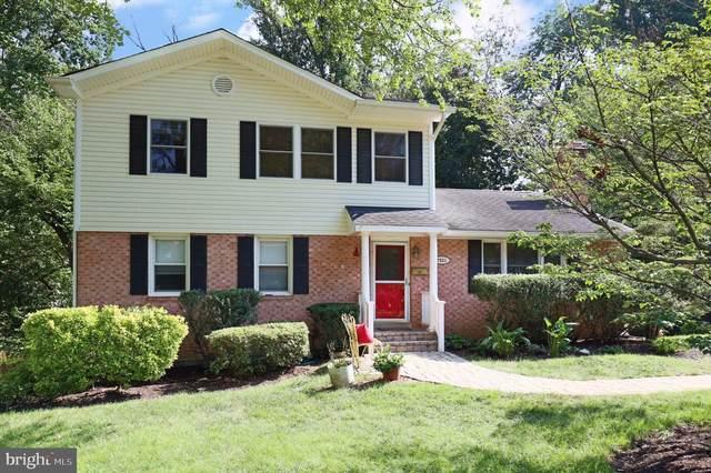 7521 Long Pine Drive, SPRINGFIELD, VA 22151 (#VAFX2019226) :: Shamrock Realty Group, Inc