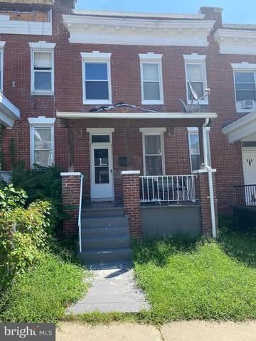 627 Linnard Street, BALTIMORE, MD 21229 (#MDBA2010764) :: Betsher and Associates Realtors