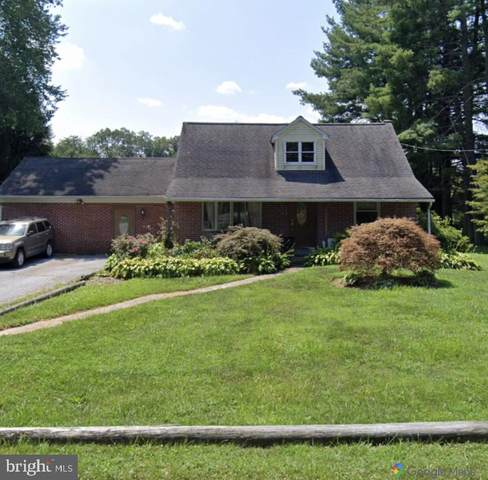 5940 Mineral Hill Road, SYKESVILLE, MD 21784 (#MDCR2002190) :: The Putnam Group