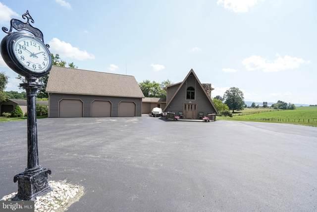 6042 Garrett Highway, OAKLAND, MD 21550 (#MDGA2000862) :: Dart Homes