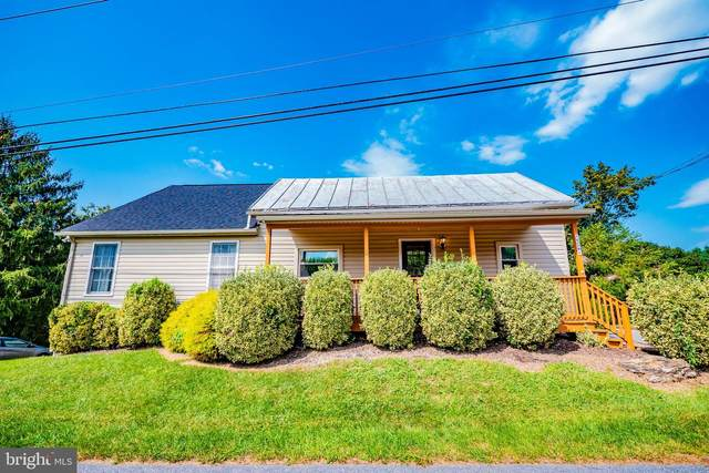 14264 Unionville Road, MOUNT AIRY, MD 21771 (#MDFR2005204) :: New Home Team of Maryland
